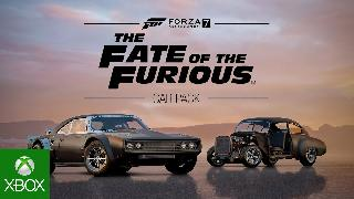 Forza Motorsport 7 Fate of the Furious Car Pack Xbox One