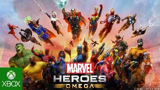 Marvel Heroes Omega - Xbox One Launch Trailer Xbox One