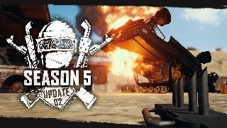 PUBG - Player Unknowns Battlegrounds | Season 5 Gameplay Xbox One