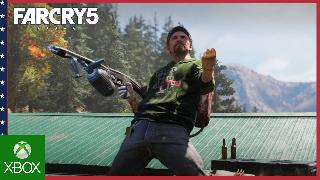 Far Cry 5 The Resistance Trailer Xbox One