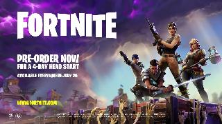Fortnite - Cinematic Launch Trailer Xbox One