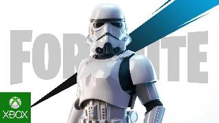 Fortnite - Imperial Stormtrooper Trailer Xbox One