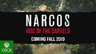 Narcos: Rise of the Cartes DEA Announce Trailer Xbox One
