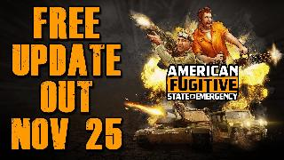 American Fugitive 'State of Emergency' DLC Announce Trailer Xbox One