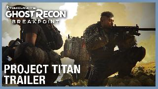 Tom Clancy's Ghost Recon Breakpoint - Project Titan Xbox One