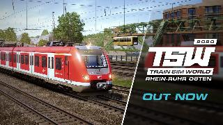 Train Sim World: Rhein-Ruhr Osten Launch Trailer Xbox One