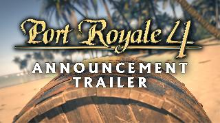 Port Royale 4 Announce Trailer Xbox One