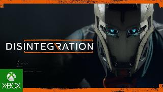 Disintegration Announce Trailer Xbox One