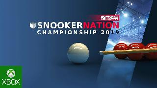 Snooker Nation Championship Xbox Launch Trailer Xbox One